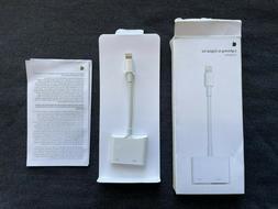 100% GENUINE Apple Lightning to HDMI Digital AV Adapter iPho