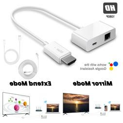 1080P HDMI to Network Adapter Ethernet LAN Cable Dongle For