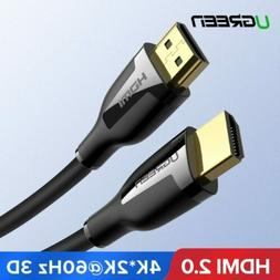 Ugreen 1M-5M HDMI Cable 4K HDMI 2.0 Cable for PS3 4 pro Set-
