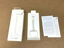 Authentic Apple Lightning to Digital AV HDMI Adapter MD826AM