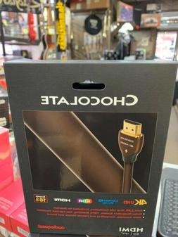 AudioQuest Chocolate PVC HDMI Cable - 5 meters  - New in box