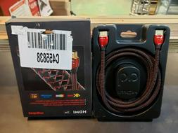 AudioQuest Cinnamon HDMI - 3M  w/ethernet