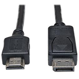 25ft DisplayPort to HD Adapter Converter Cable Video / Audio