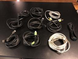 HDMI Cable Assorted Lengths  10 Total