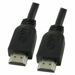 HDMI Digital A/V Cables, 6 feet long, Standard Grade, Male/M