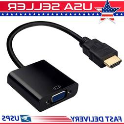 HDMI to VGA Adapter Digital to Analog AV Cable for Xbox 360