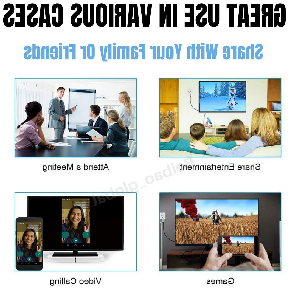 1080P Lightning HDMI Cable iPad