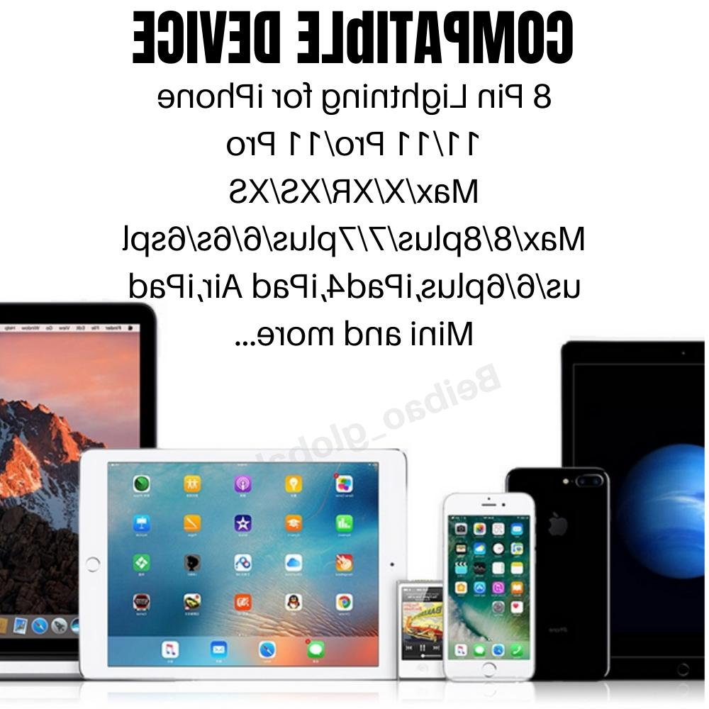 1080P Cable Phone To HDTV iPhone iPad
