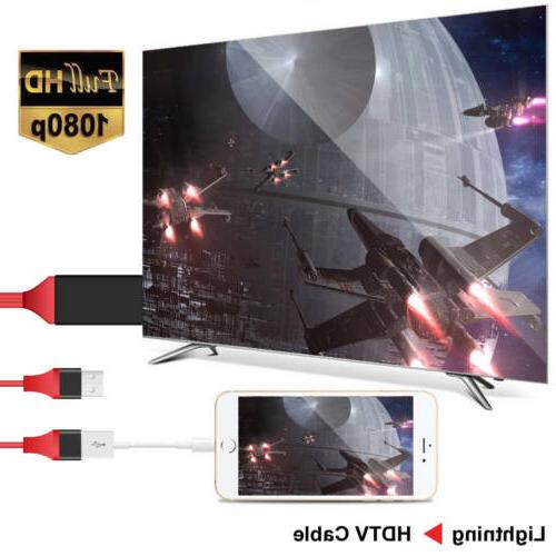 MHL Micro USB HDMI HD Cable Android Samsung
