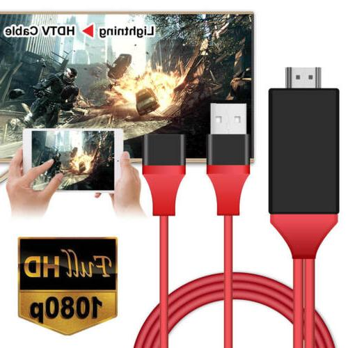 mhl micro usb to hdmi 1080p hd