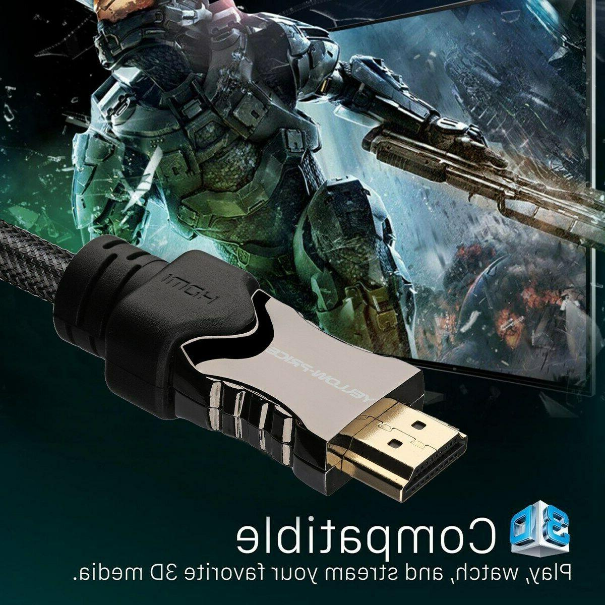 120Hz 8K Dolby 2.1 Cable for XBOX 10FT Length