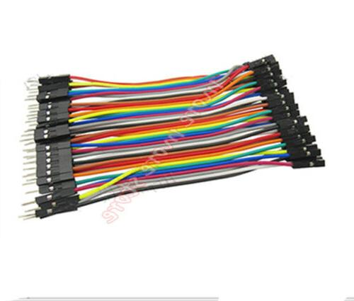120PCS Dupont Wire to + to to Female