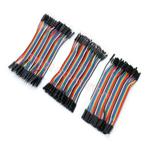 120pcs dupont wire male to male female