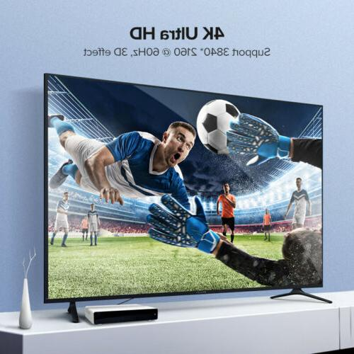 Ugreen HDMI 4K@60Hz Effect Audio Cable Apple TV