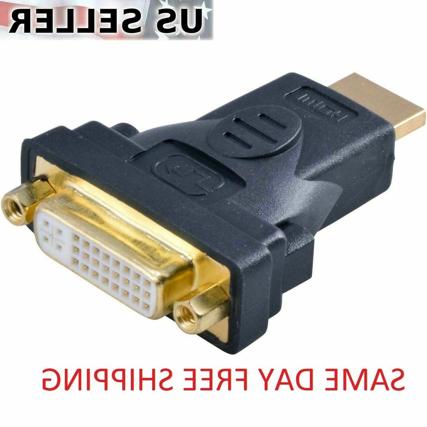 6FT Display to HDMI Converter Audio PC HDTV