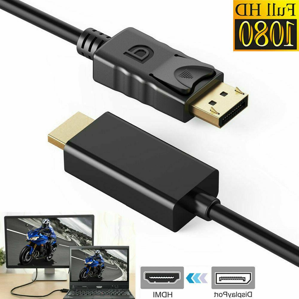 6FT to Cable Adapter Converter Audio HDTV LOT
