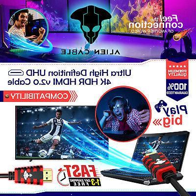 4K UHD LED 18Gbps 120Hz HDCP