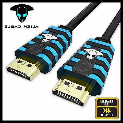4K Ultra 2.0 Cable LED 120Hz HDCP XBox