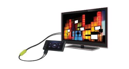 IOGEAR HD AV with Charge and Sync for Handheld Devices,