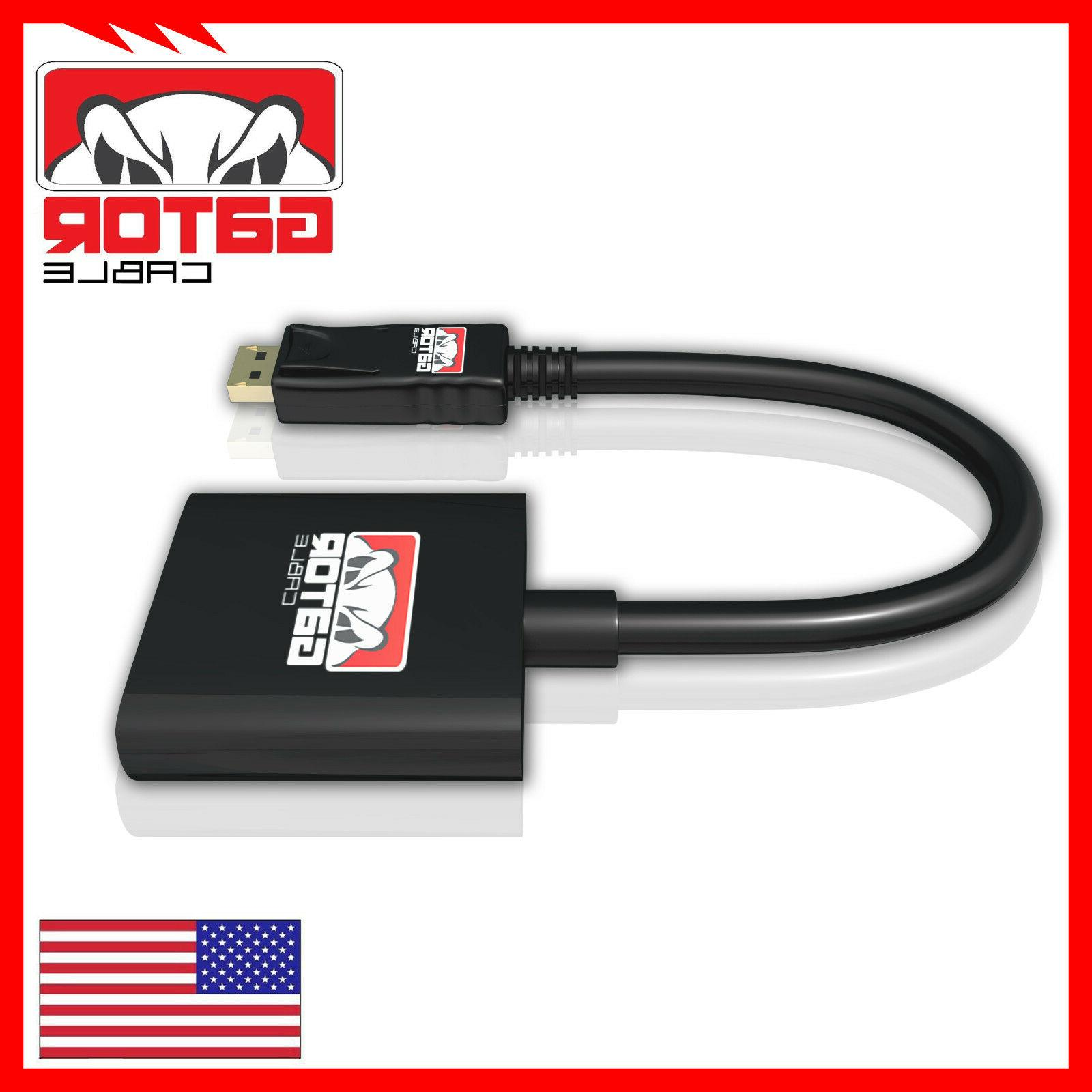 DisplayPort DP Male to HDMI Cable Lenovo