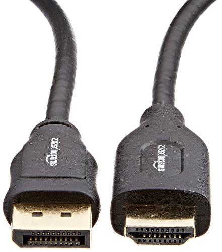 AmazonBasics DisplayPort Cable