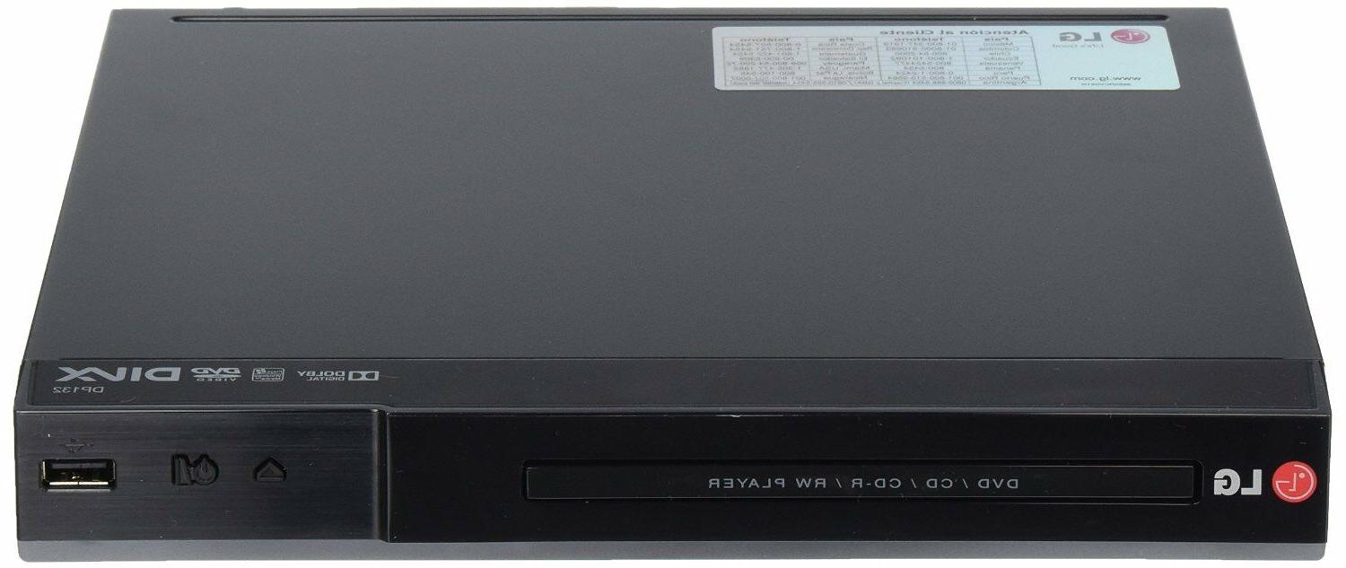 LG DP542H Full Multi Region HD DVD Player With HDMI Cable &