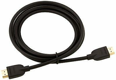 AmazonBasics High-Speed HDMI Cable,