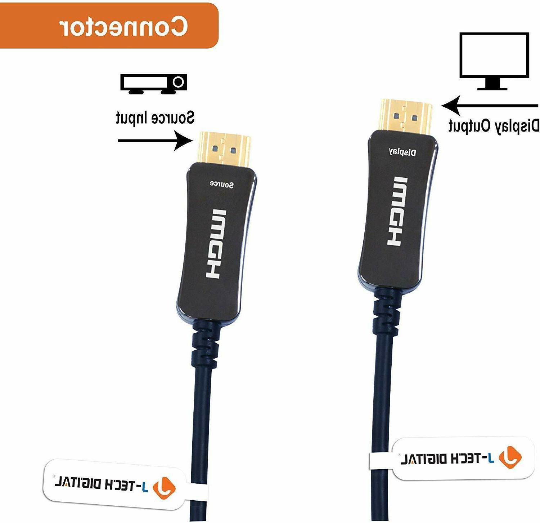 J-Tech Digital Fiber Support HDCP HDR10,
