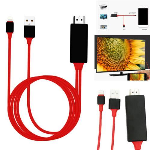 Lightning to HDMI Cable, AV HDMI