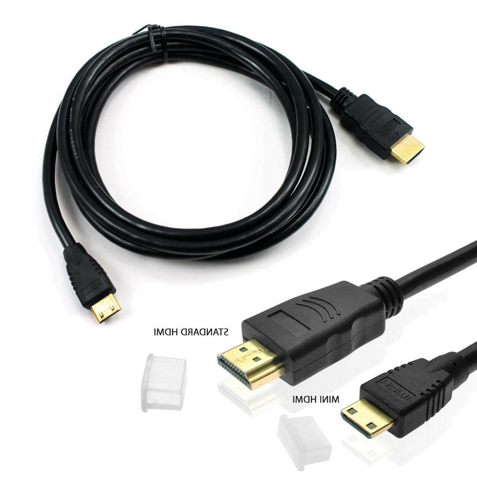 CANON EOS CAMERA MINI LEAD CONNECT TO HD