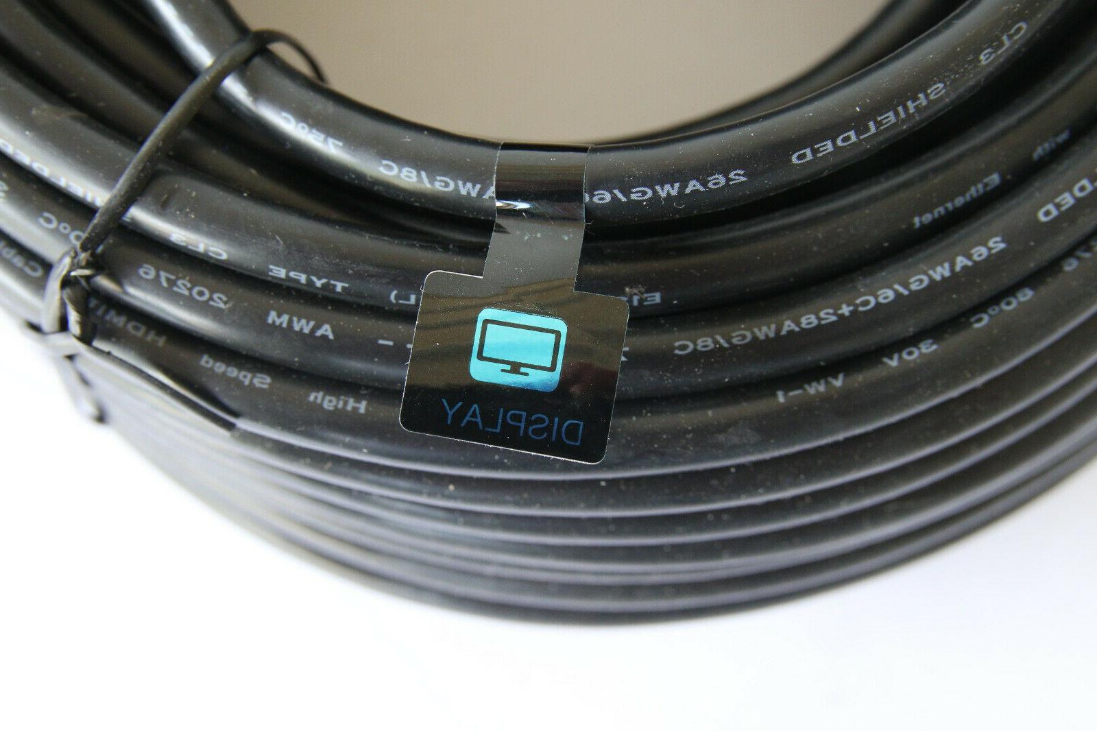 New FOOT HDMI CABLE, 3D RedMere