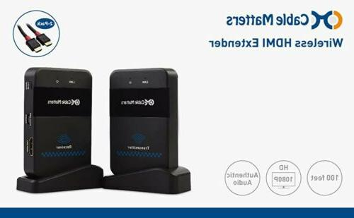 new wireless extender for hdmi devices 6ft