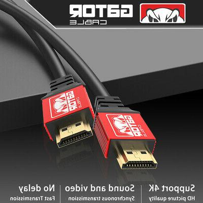 4K 2.0 Cable UHD HD 18Gbps Dolby 2.2 Lot