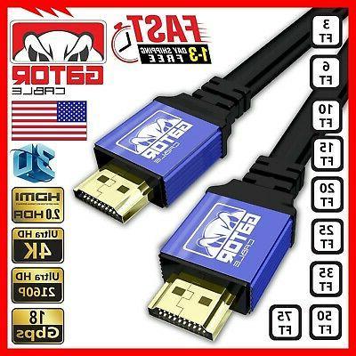 UHD Ultra HD HDTV 18Gbps Lot