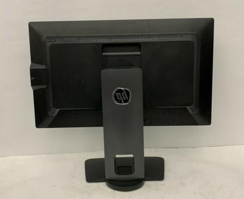 "HP Z Series 27"" HDMI Monitor w and Cables"