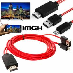 micro usb mhl to hdmi 1080p cable