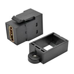 TRIPP LITE NON CABLES AND CONN P164-000-KP-BK HDMI Coupler K