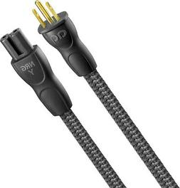 AudioQuest NRG-Y2 Low-Distortion 2-Pole AC Power Cable - 9.8
