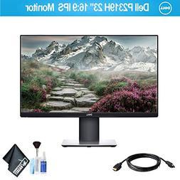 p2319h 16 9 ips monitor
