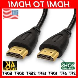 4K Ultra Slim High Speed HDMI Cable 2.0 HDTV Ethernet 4K x2K