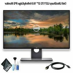 """Dell UltraSharp 27 U2717D 27"""" 16:9 InfinityEdge IPS Monitor"""